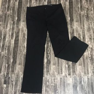 DKNY size 12 black stretchy pants